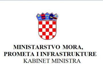 Ministar Butković u obilasku radova na projektima u Dubrovačko-neretvanskoj županiji