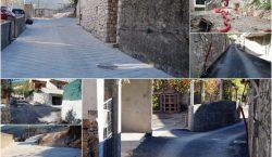 VODOOPSKRBA I ODVODNJA MOKOŠICE Nakon polaganja cijevi asfaltirane prve dionice