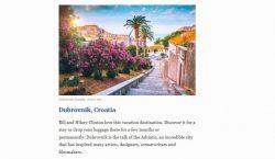 Forbes uvrstio Dubrovnik u top 20 najboljih europskih destinacija za…