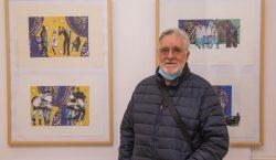 Otvorena izložba Miša Baričevića