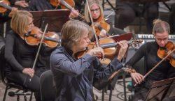 """Tiskana partitura Koncerta za violinu i orkestar """"Bucolique"""" L.M. Rogowskog"""