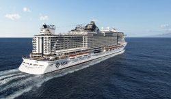 MSC Seaside će se pridružiti brodu MSC Grandiosa u plovidbi…