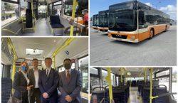 Libertasu 11 autobusa financiranih EU sredstvima