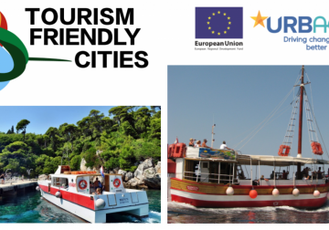 """BESPLATNA VOZNJA BRODOM"" u sklopu europskog projekta ""Tourism Friendly Cities"""