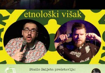 Tri odlične stand up comedy večeri u Dvorištu TUP – Ljeto u Gružu