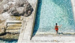 Pogledajte bazen na našoj obali kojem tepaju da je najljepši na svijetu