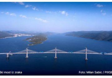 SPAJANJE HRVATSKE 'Most će nas spasiti…'