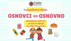 Akcija dubrovačkog Caritasa za pomoć Albaniji