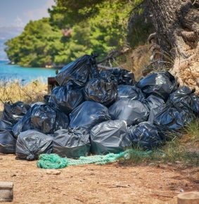 Društvo Renesansa pokrenulo akciju čišćenja na Jakljanu
