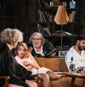 """Hit predstava Kazališta Ulysses """"Tko se boji Virginije Woolf?"""" u parku Gradac"""