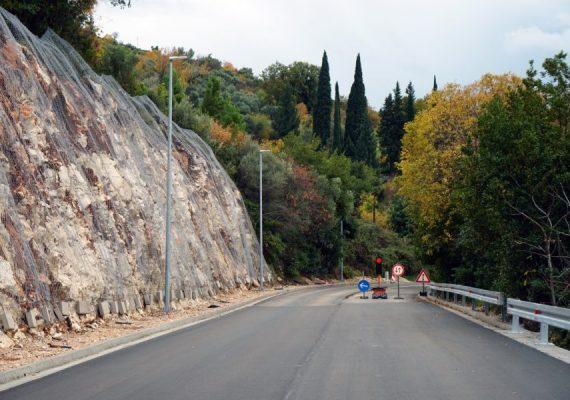 Završena izgradnja nogostupa od Orašca do Zatona