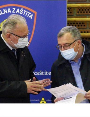Božinović potvrdio nove mjere