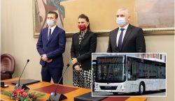 Potpisan ugovor za kupnju 11 novih autobusa