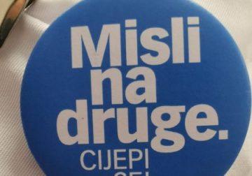 """""""MISLI NA DRUGE-CIJEPI SE"""""""