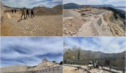 Gradonačelnik obišao završne radove na 1. etapi izgradnje groblja Dubac