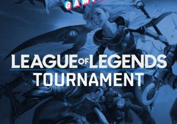 League of Legends online turnir