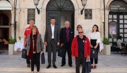 Gradonačelnik s dubrovačkim društvom Crvenog križa