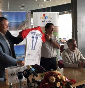 """Fotoreporter sa Svjetskog prvenstva u Rusiji  Yuri Cortez poslao posebnu poruku Vatrenima: """"Imate lavlje srce"""""""