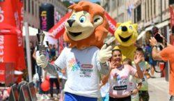Na Stradunu Svečano otvorene 25. Plazma Sportske igre mladih