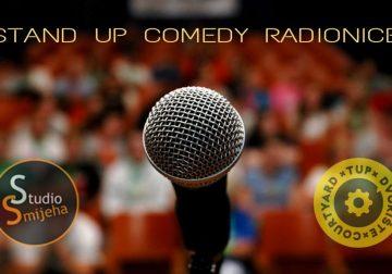 Prve stand up comedy radionice u Dubrovniku!