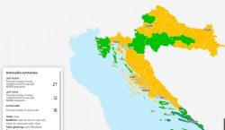 Regionalnu Covid kartu posjetilo više od 70.000 ljudi, najviše interesa iz Njemačke