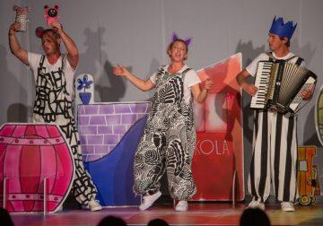 Dvije pričaonice i dvije predstave za djecu Teatra Poco Loco ovaj vikend