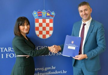 AGLOMERACIJA DUBROVNIK Gradonačelniku Frankoviću uručen ugovor vrijedan 10 milijuna kuna